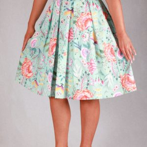 Lady Pamela Skirt Side