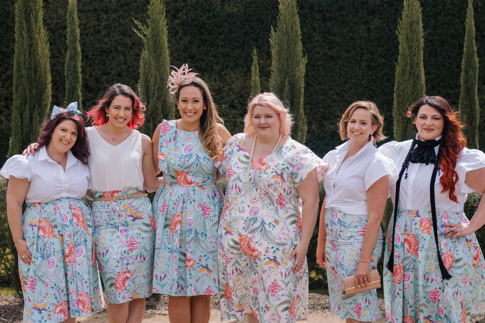 Andrea Lucy Designs Launch at Coombe Estate